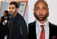 Drake and Joe Budden