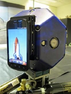 NASA Creates Google Nexus S Smartphone Powered Robots for Space Station