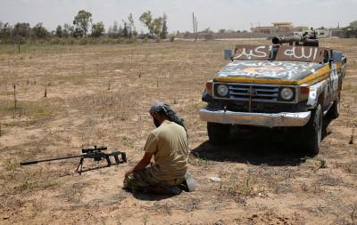 Libya Sirte Islamic State