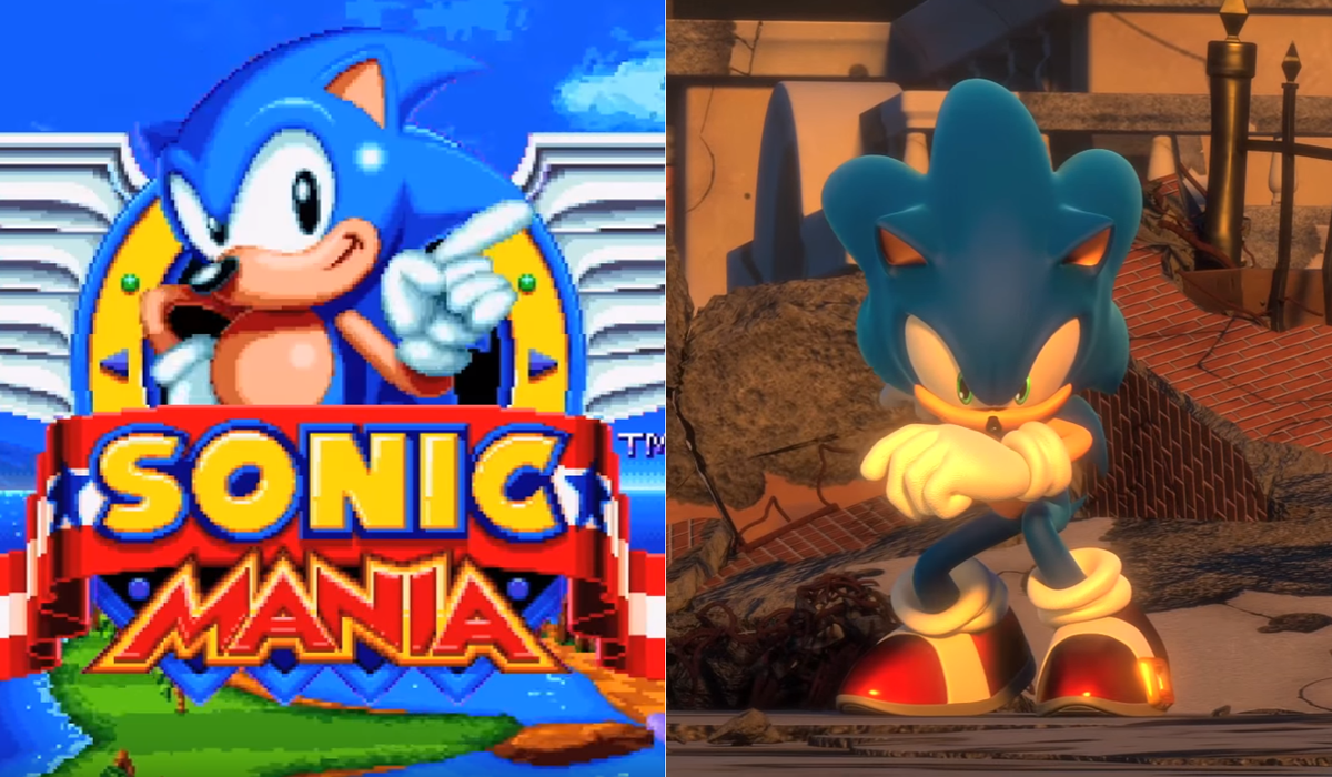 Sonic Mania Project Sonic