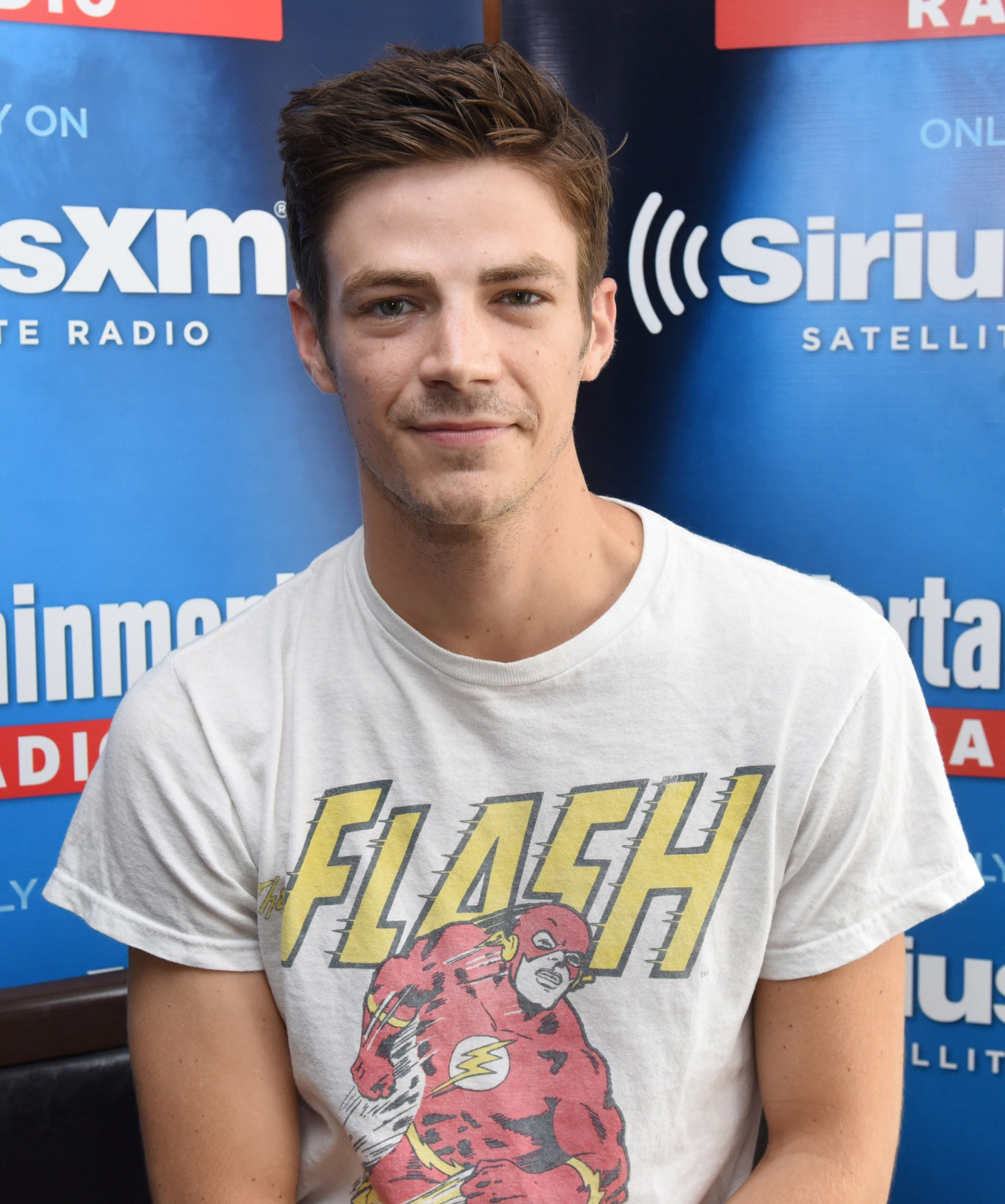'The Flash' Star Grant Gustin Surprises Fans With Engagement Photo On Instagram