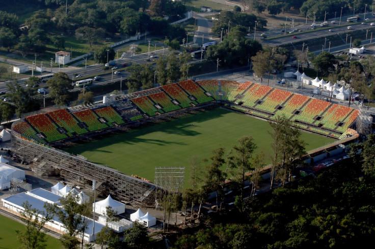 Deodoro Stadium