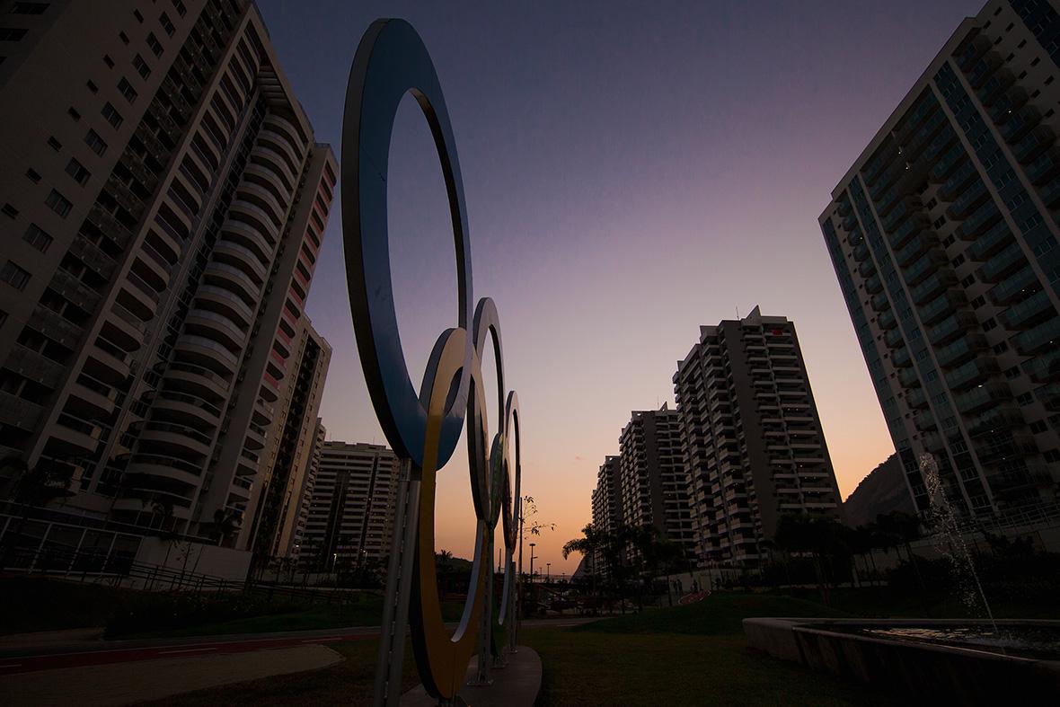 Rio 2016 Olympic village