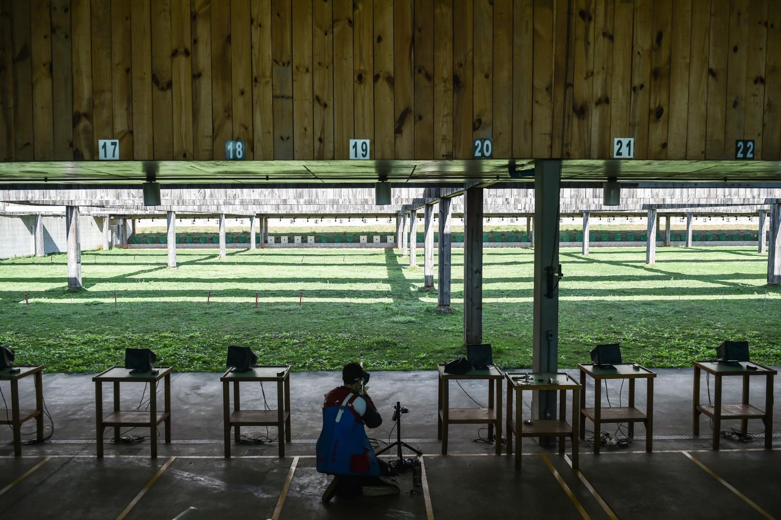 National Shooting Center