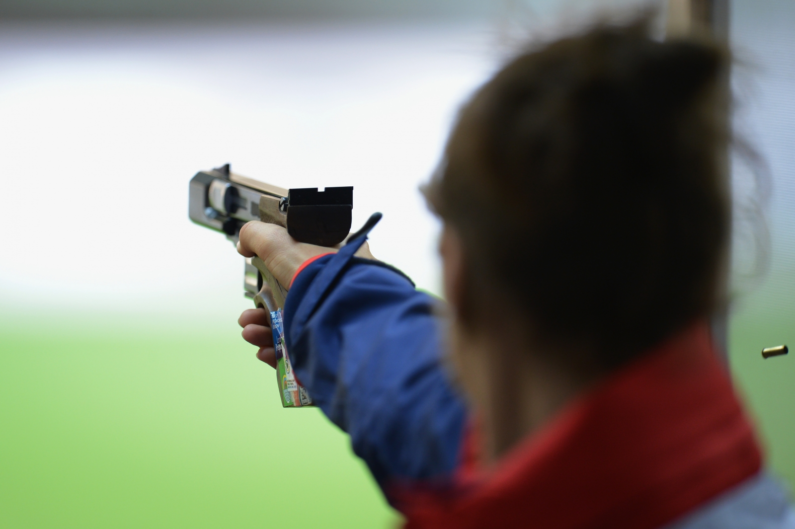 Rio 2016 Olympic shooting