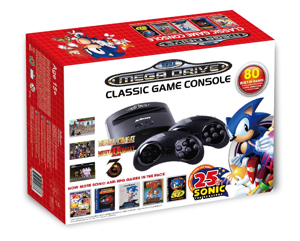 Sega vs. Nintendo: Battle of the retro consoles