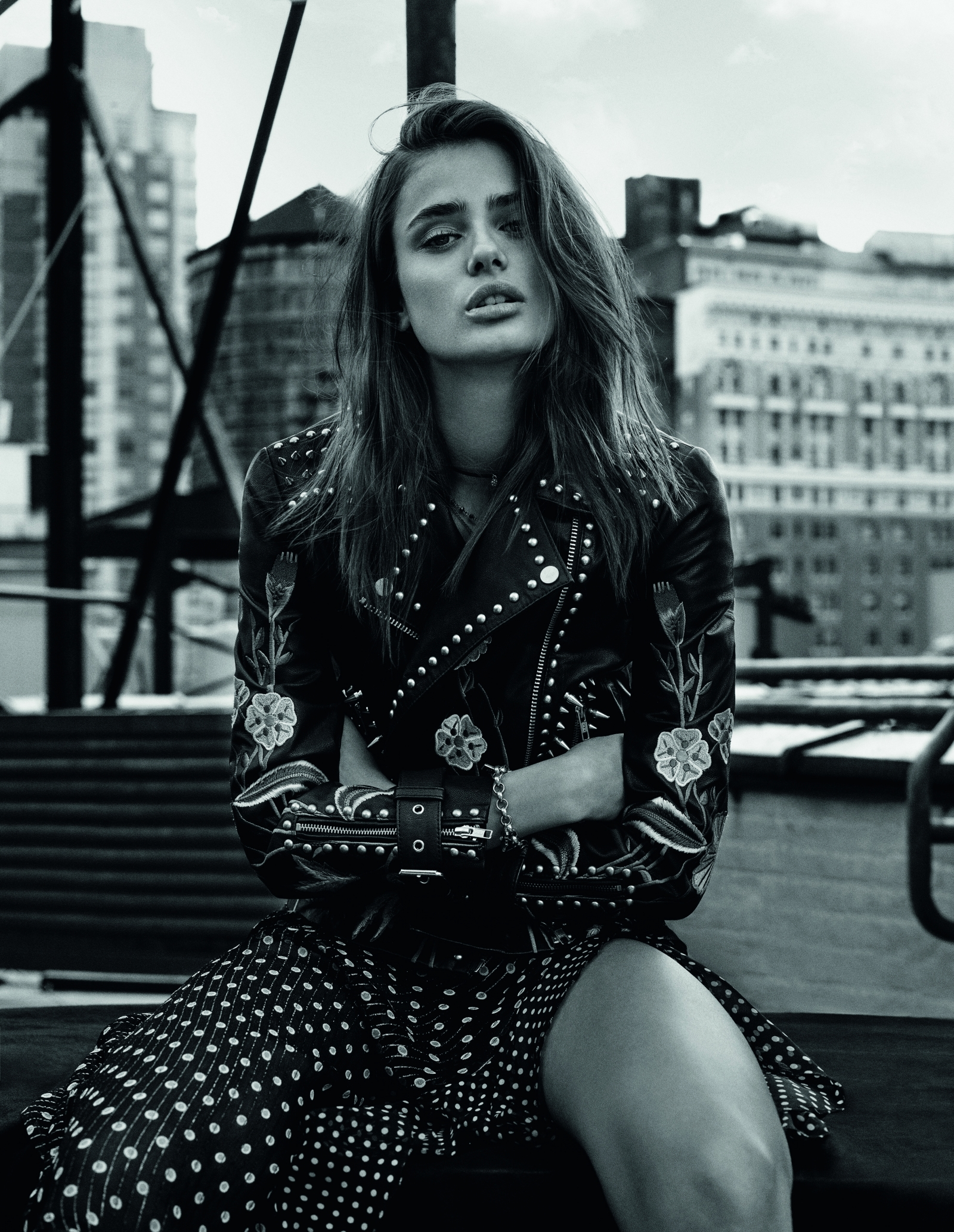 Taylor Hill new face of Topshop
