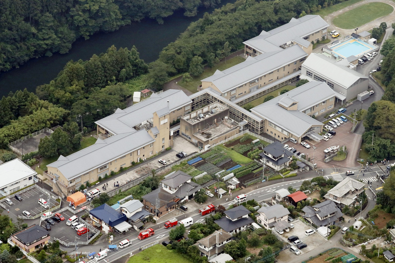 Sagamihara care facility stabbing