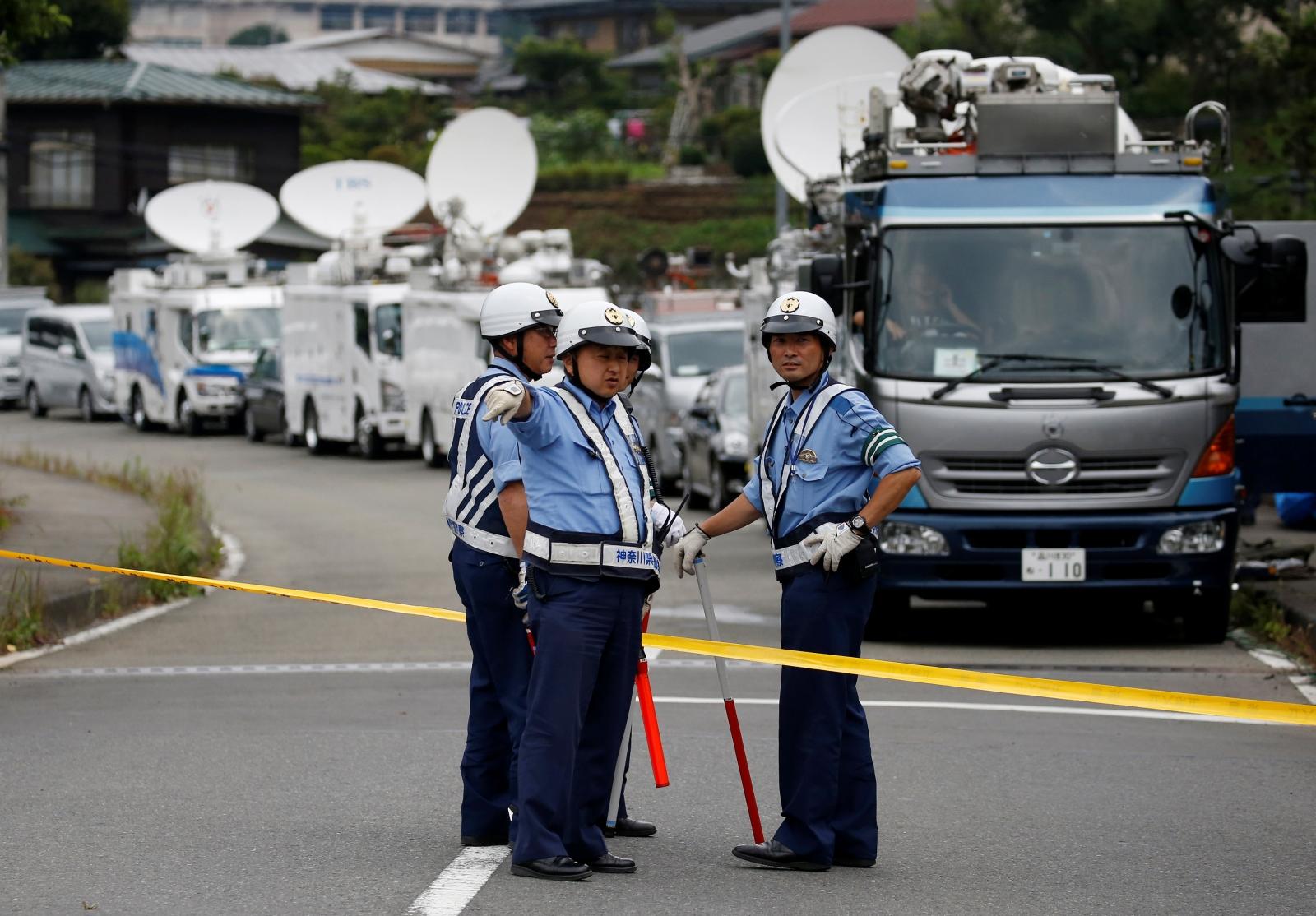 Japan knife attack suspect Satoshi Uematsu