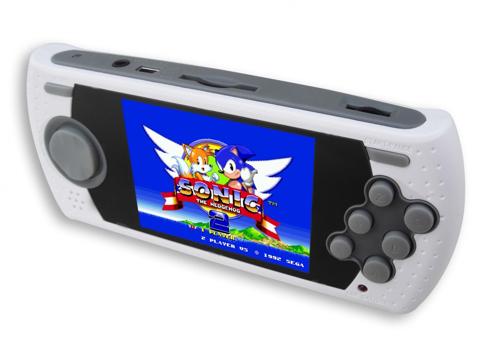 Mega Drive portable player