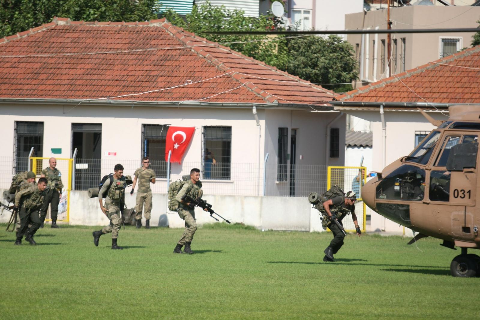 Turkey failed military coup