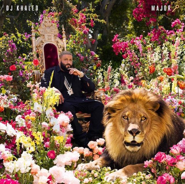 DJ Khaled Major Key cover