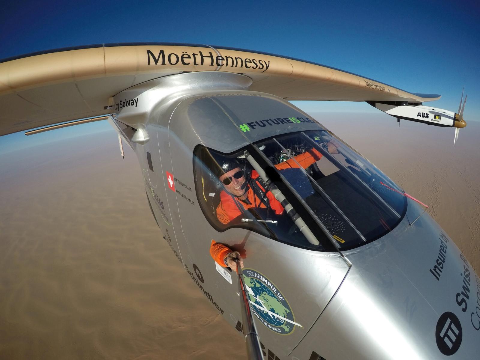 Solar Power plane