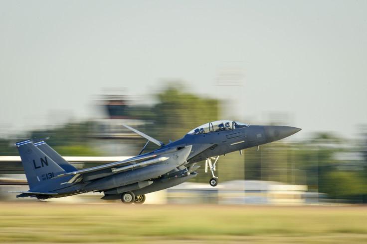 U.S. Air Force F-15E Strike Eagle