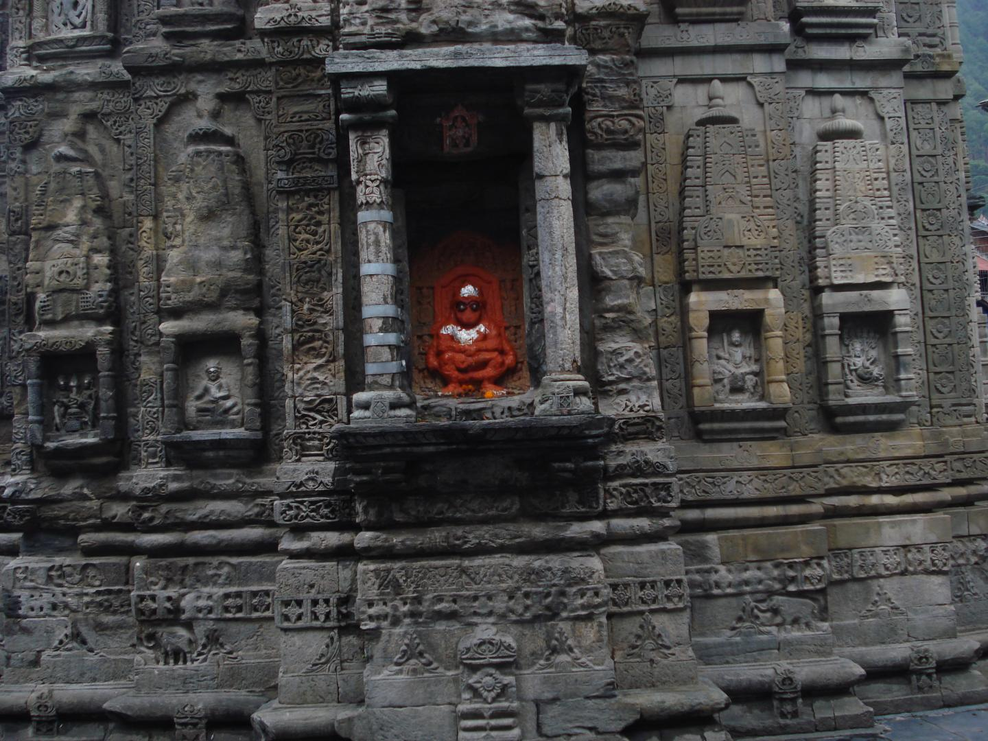 ancient temples earthquake