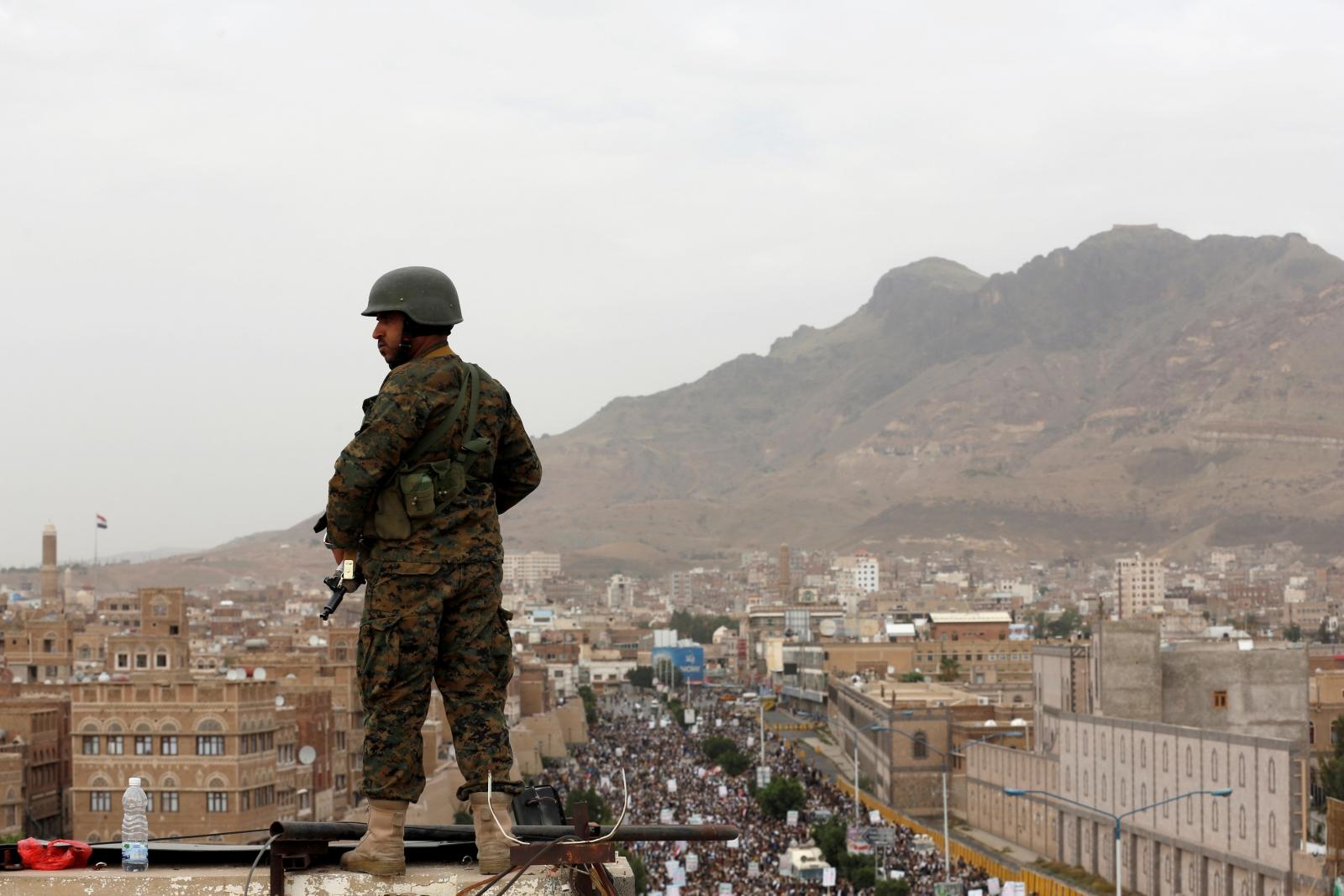 Yemen conflict probe