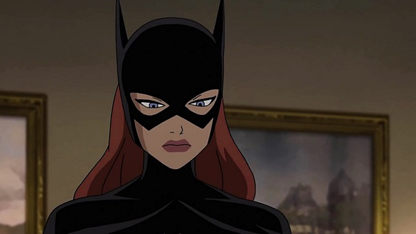 Batgirl in Batman: The Killing Joke