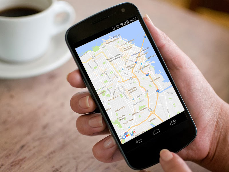 Google Maps updated with clearer visuals