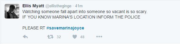 Marina Joyce tweet 2