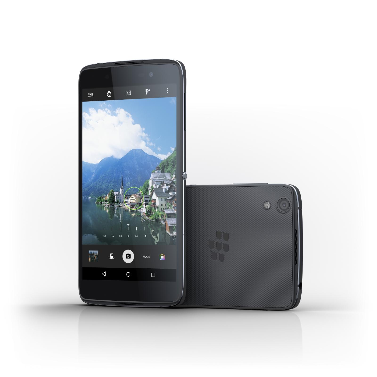 BlackBerry DTEK50 world's most secure Android smartphone