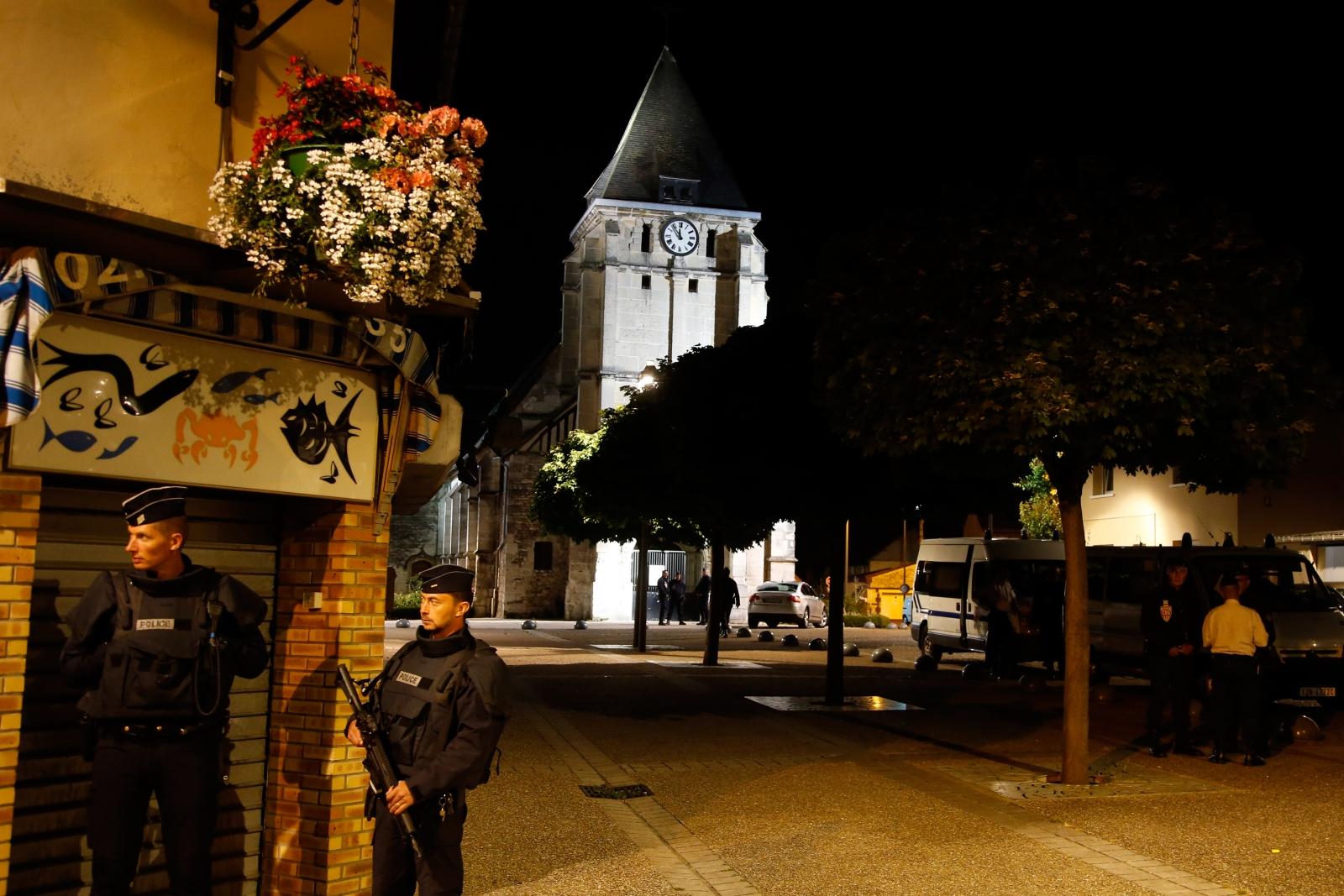 France priest murder