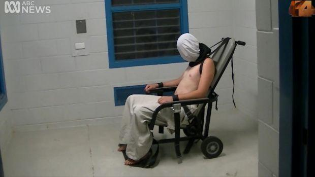 Australian child detention horror