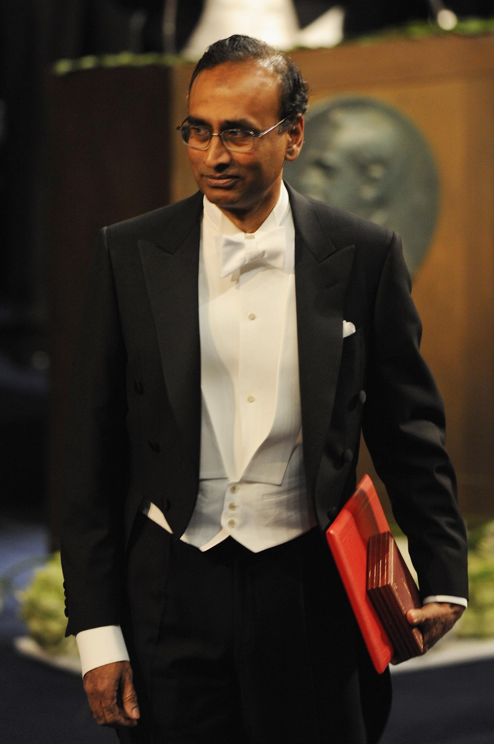 Royal Society President Venkatraman Ramakrishnan