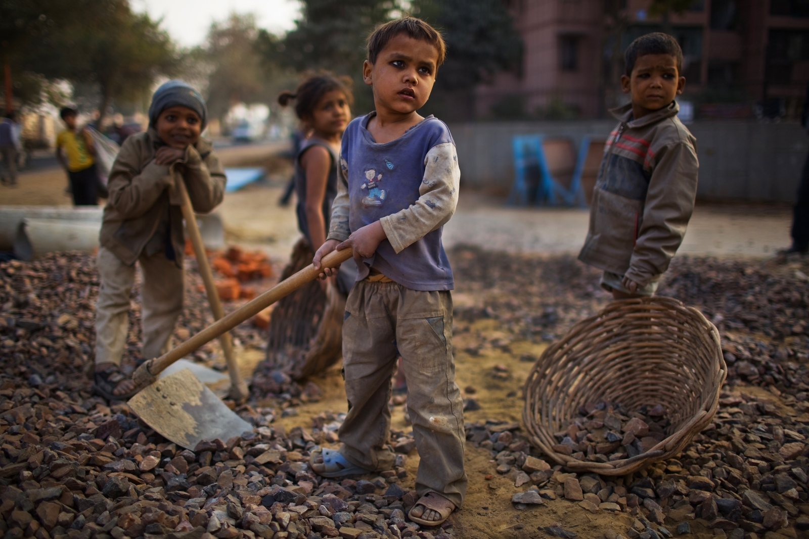 should child labour be allowed in