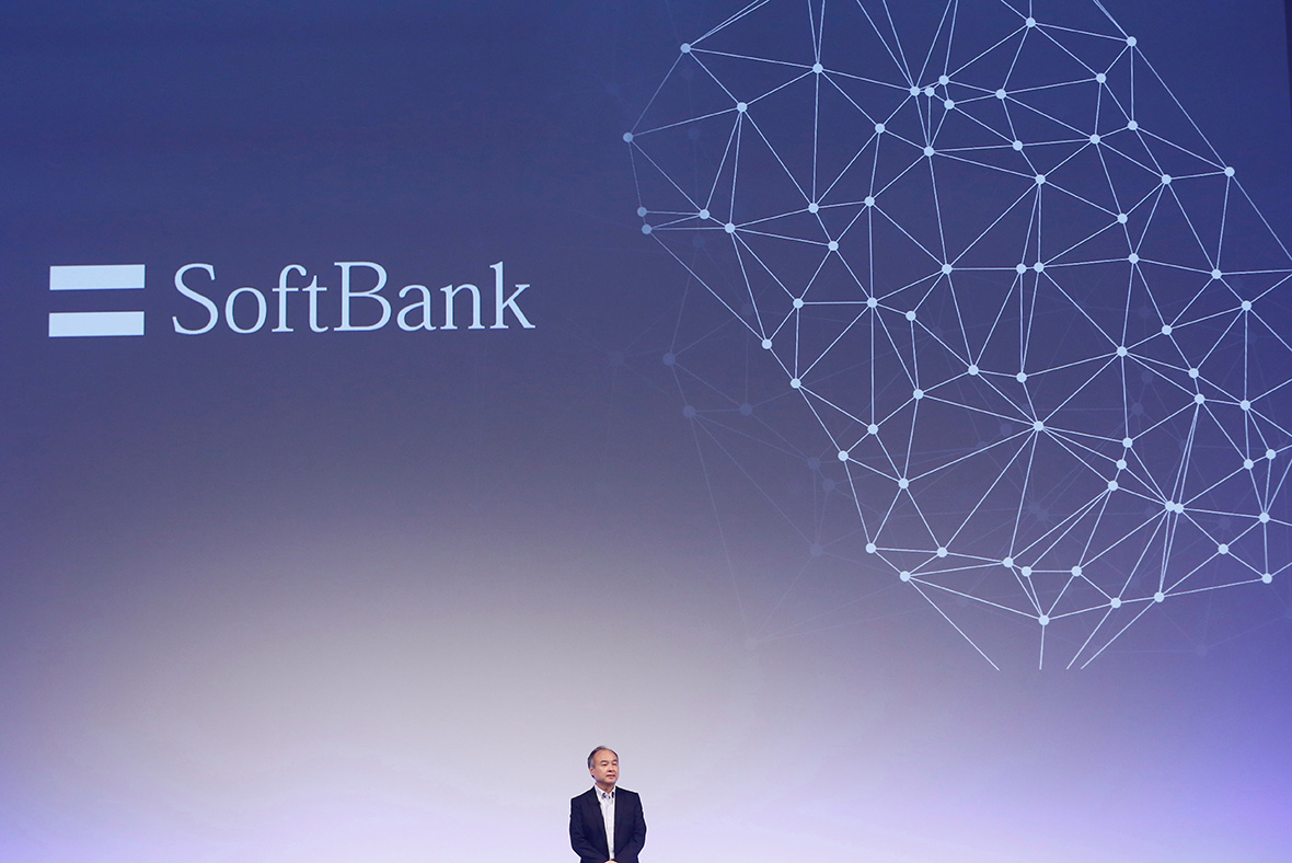 Apples invests $1 billion in SoftBank Vision Fund