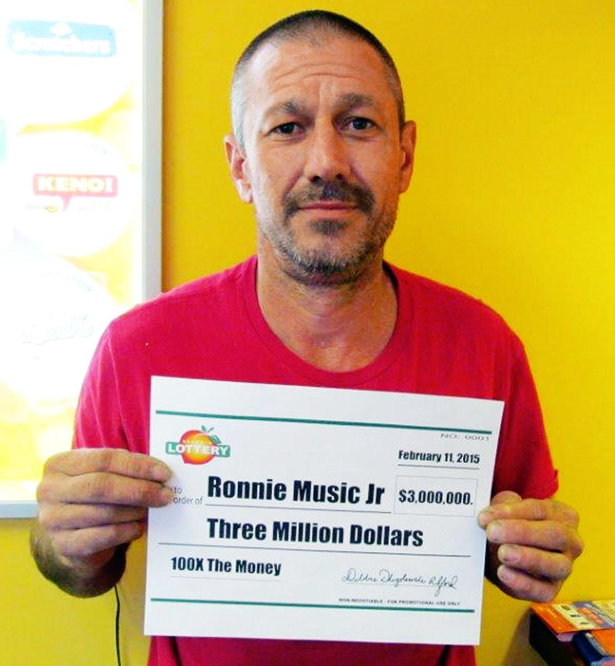 Ronnie Music