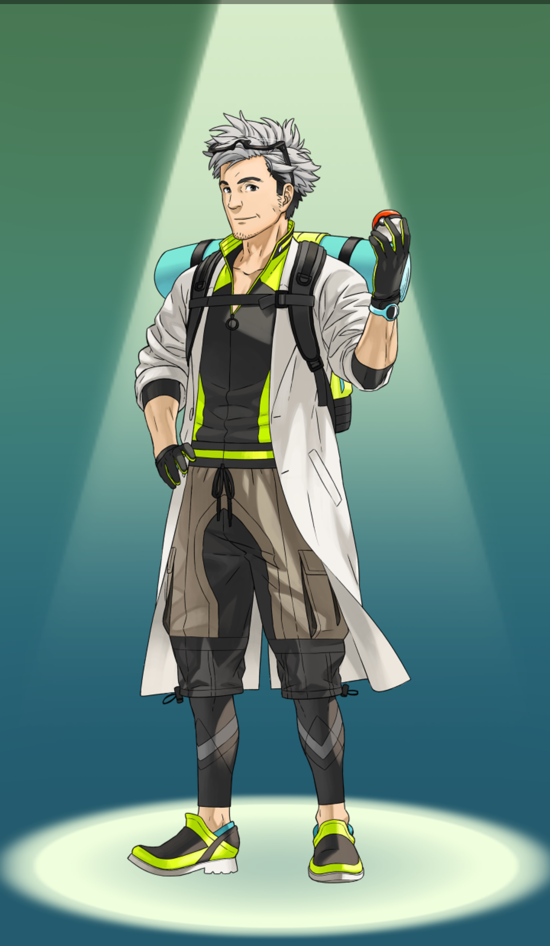 Professor Willow