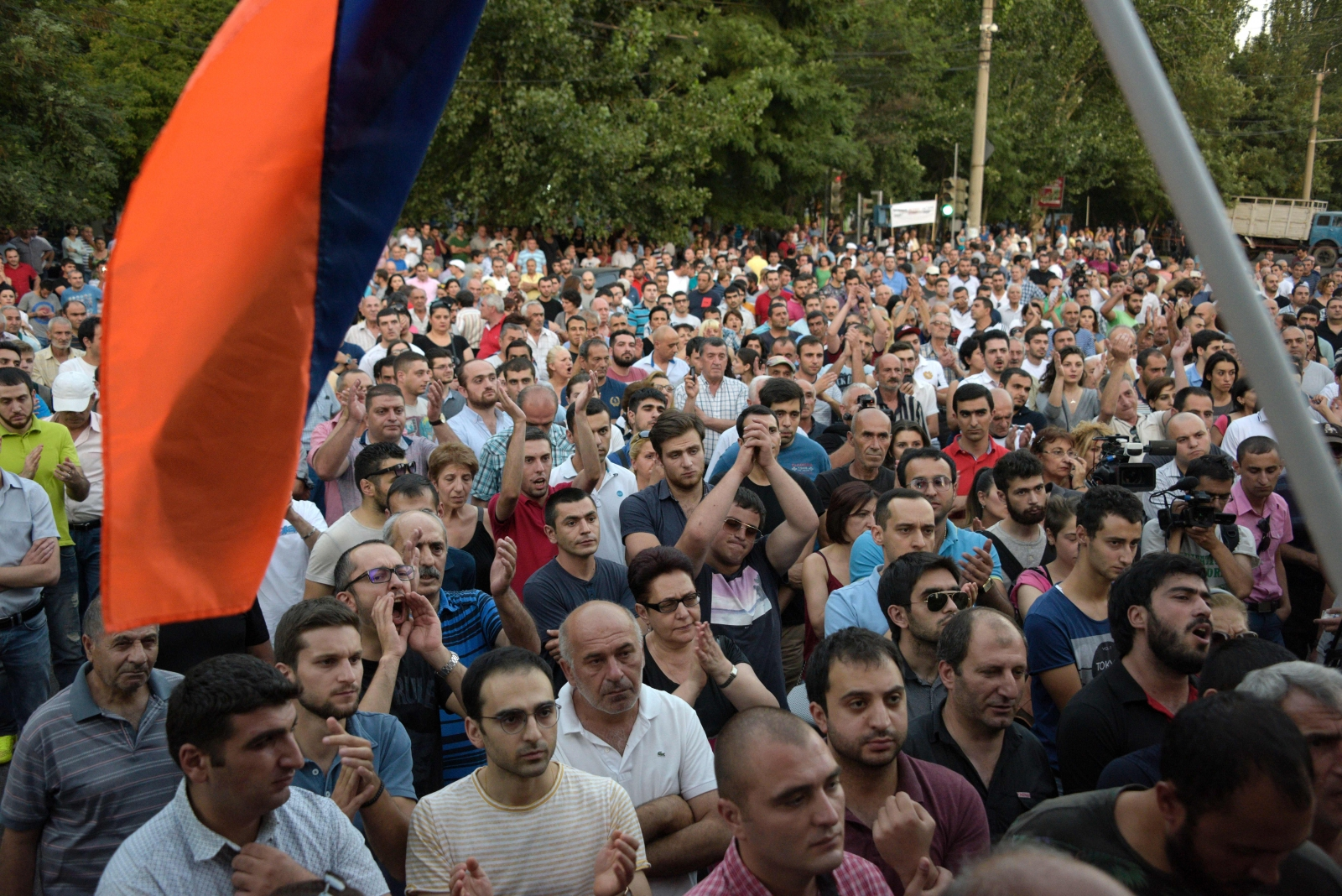 Armenia protests