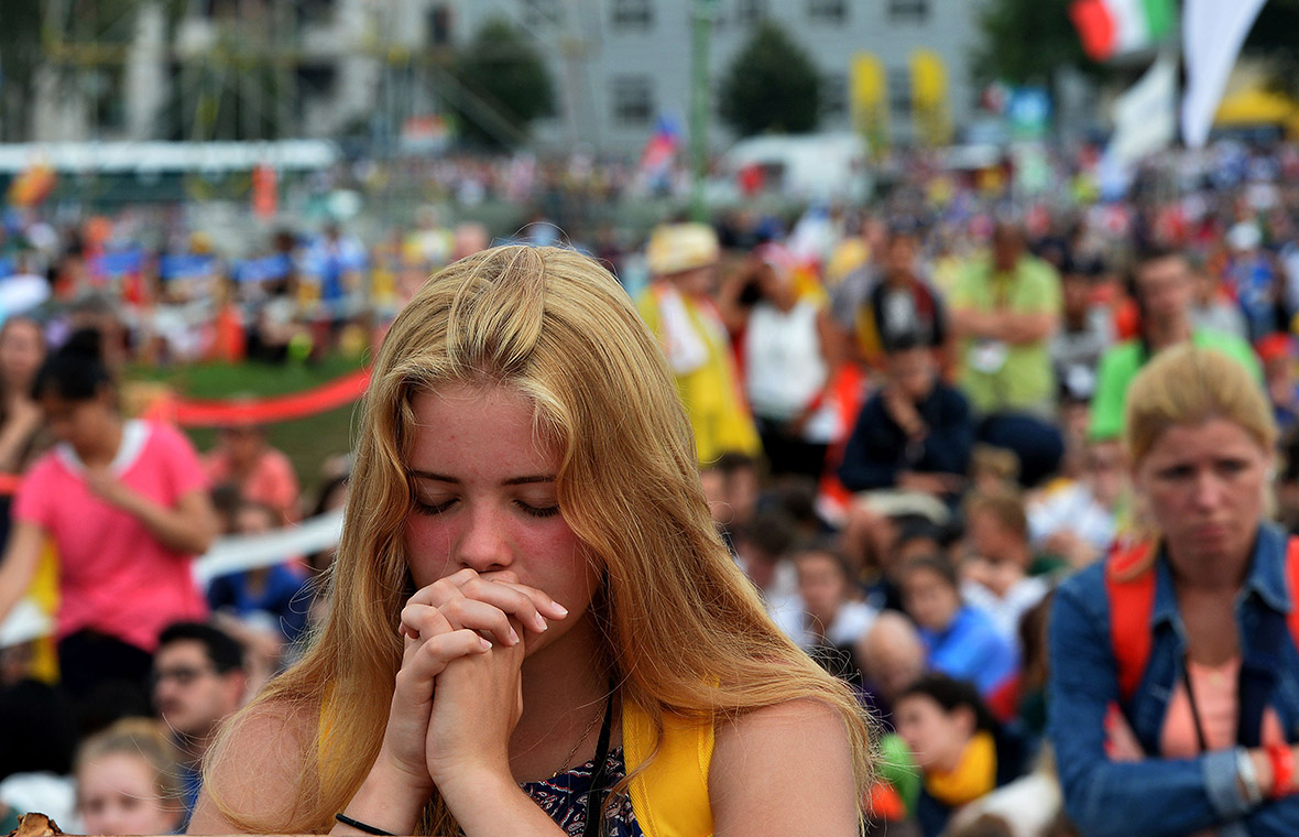 World Youth Day Krakow Poland