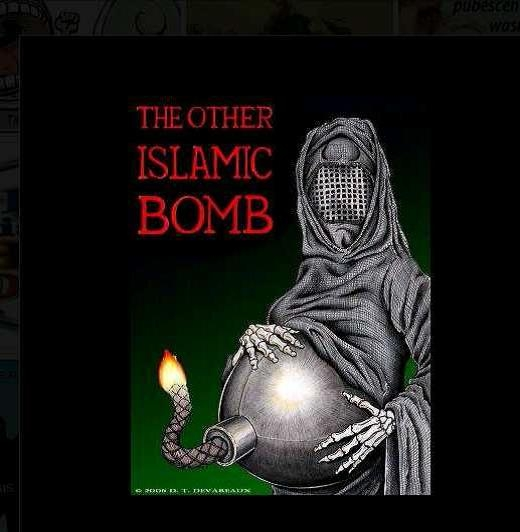 Islamophobic haste speech