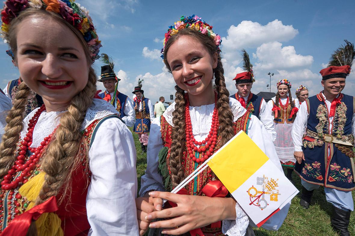 World Youth Day Krakow Poland
