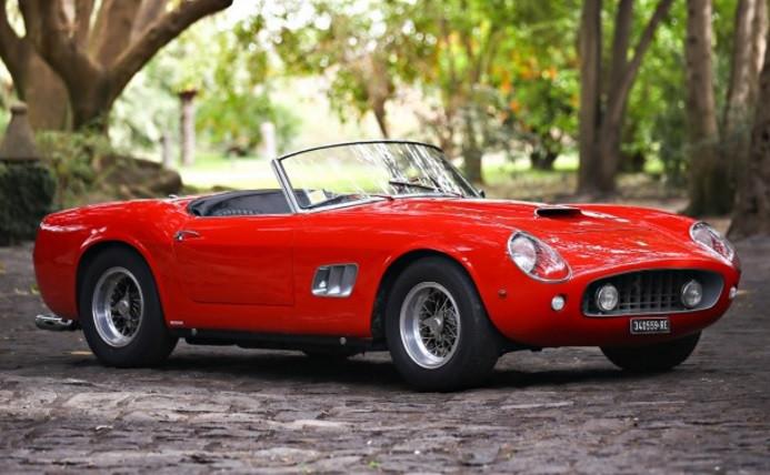 Ferrari 250 GT SWB California Spider