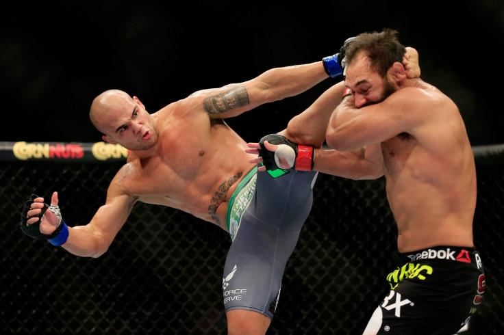 Robbie Lawler vs Johny Hendricks