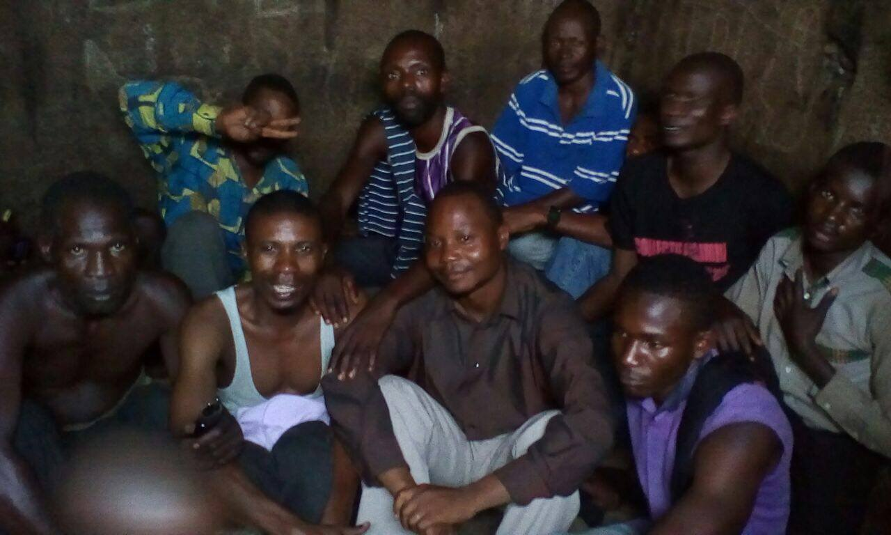 Activists arrested in Bunia, DRC