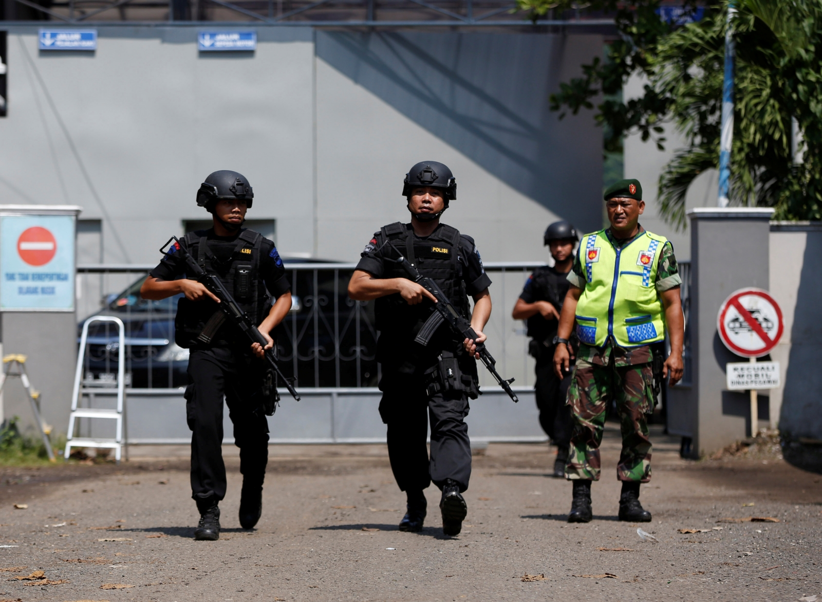 Indonesia execution