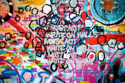 UpFest Bristol graffiti street art