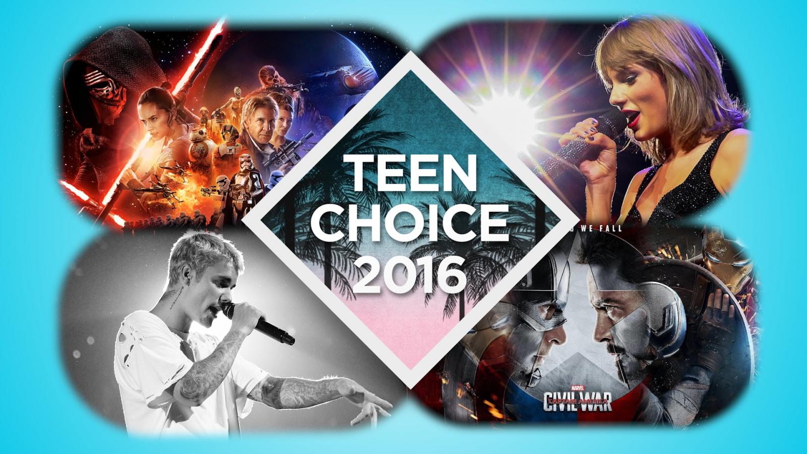 Teen Choice Awards 2016