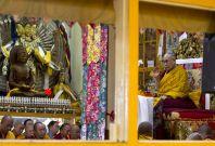 Dalai Lama in Dharamsala