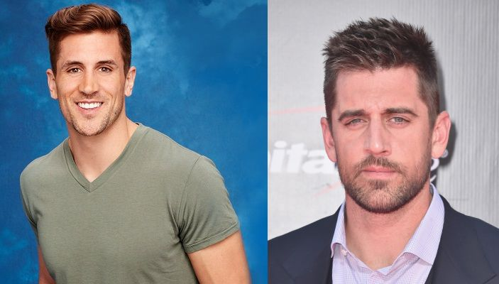 Jordan Rodgers and Aaron Rodgers