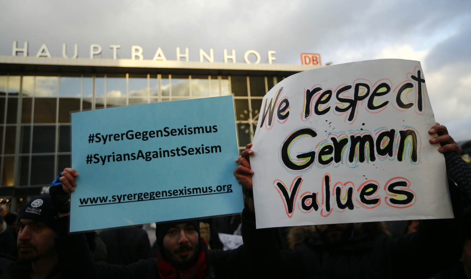 Syrians in Germany