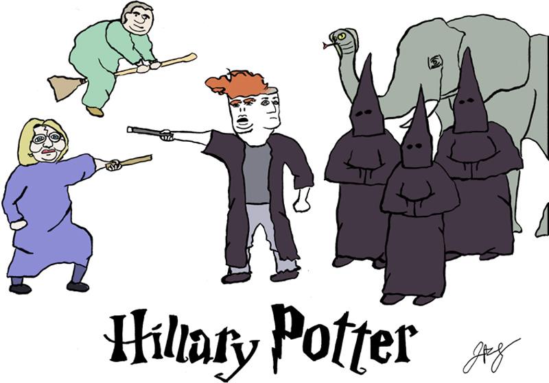 Hillary Potter