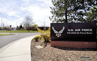 Fairchild Air Force Base Spokane