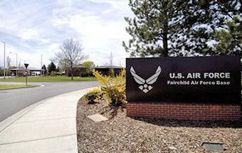 Fairchild Air Force Base Spokane