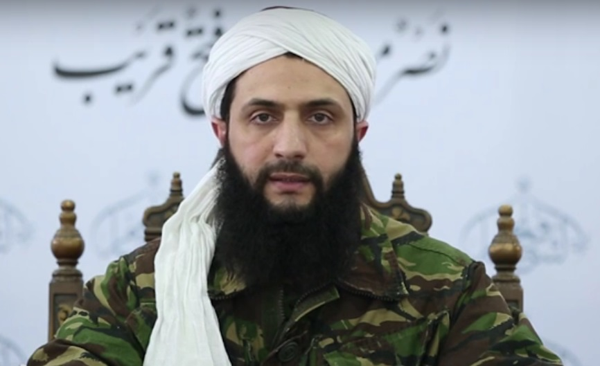 Abu Mohammed al-Jolani