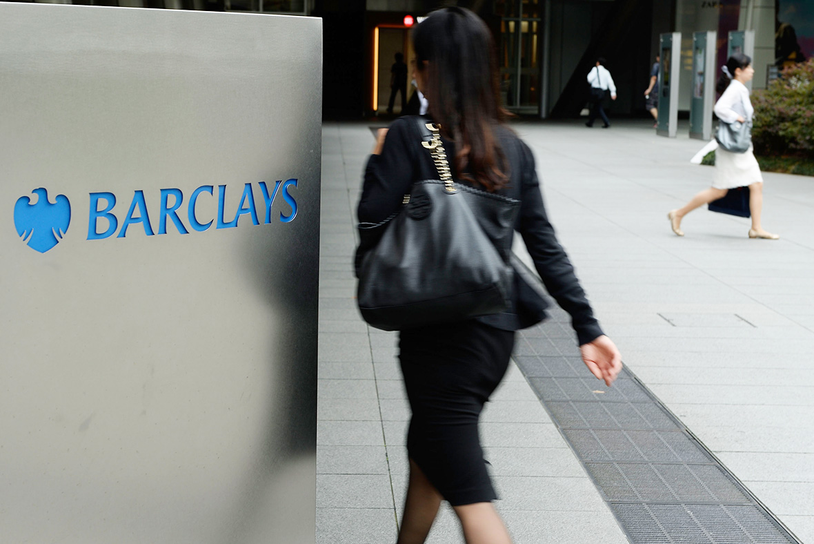 Barclays profits rise by BUMPER 35 per cent after Brexit vote