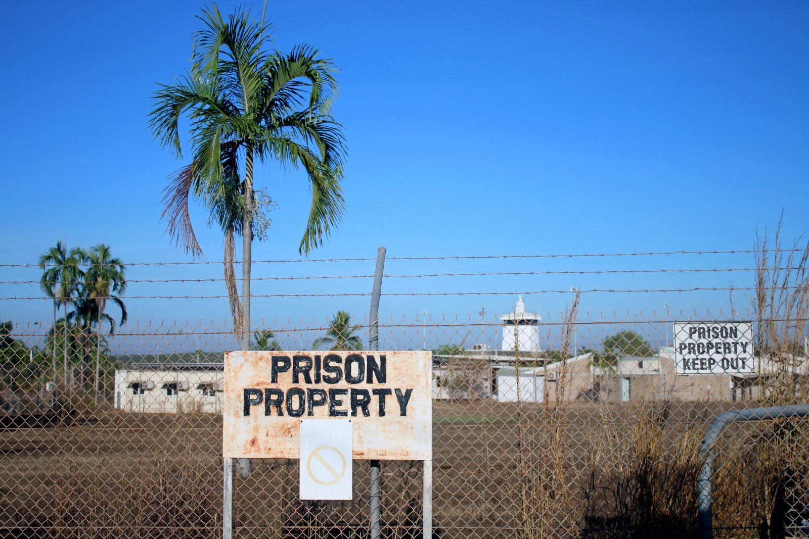 Australia juvenile detention camp